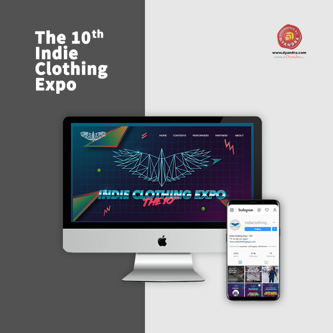 THE 10TH INDIE CLOTHING EXPO